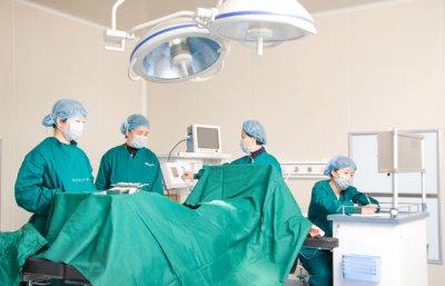 人流手术过程